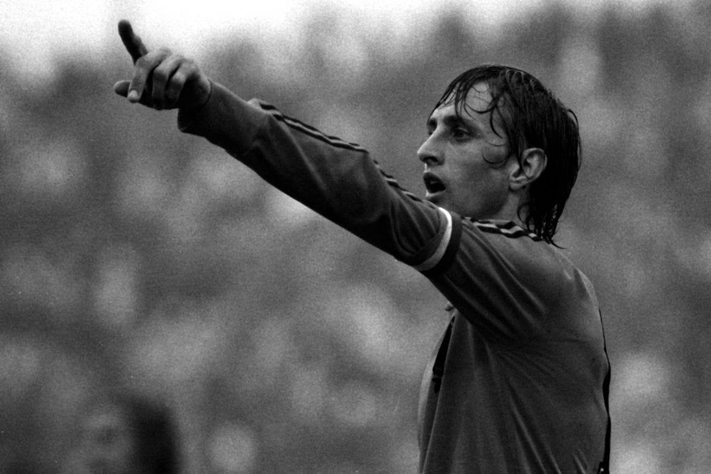 Johan Cruyff Netherlands all-time Barcelona XI country