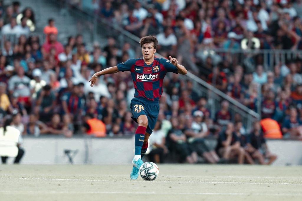 Riqui Puig Barcelona transfer