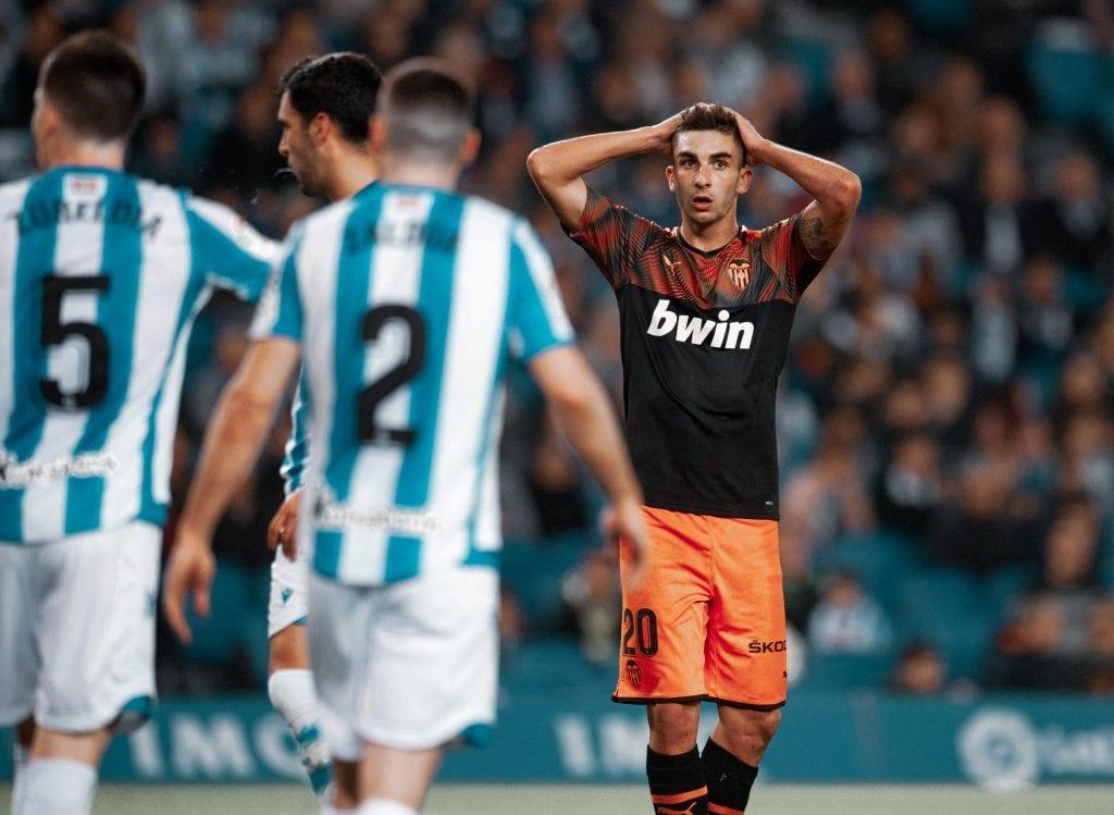Ferran Torres Valencia tactical analysis Barça