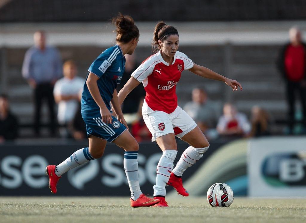 Vicky Losada Arsenal Women