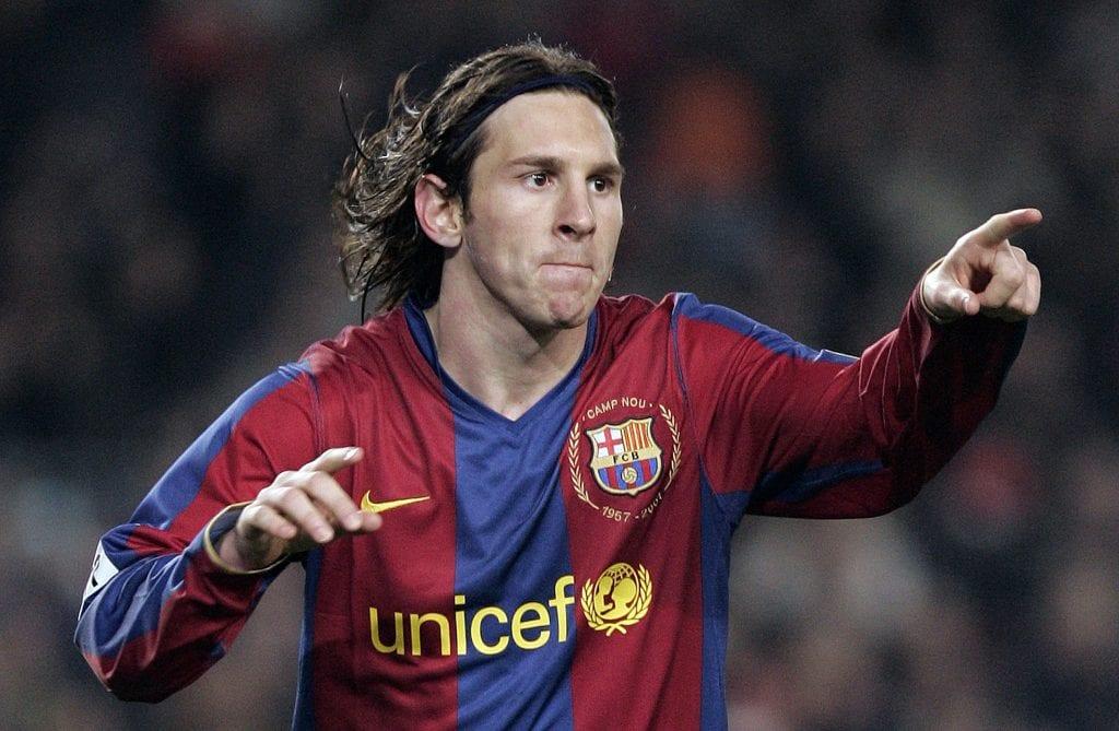 La Masia Messi