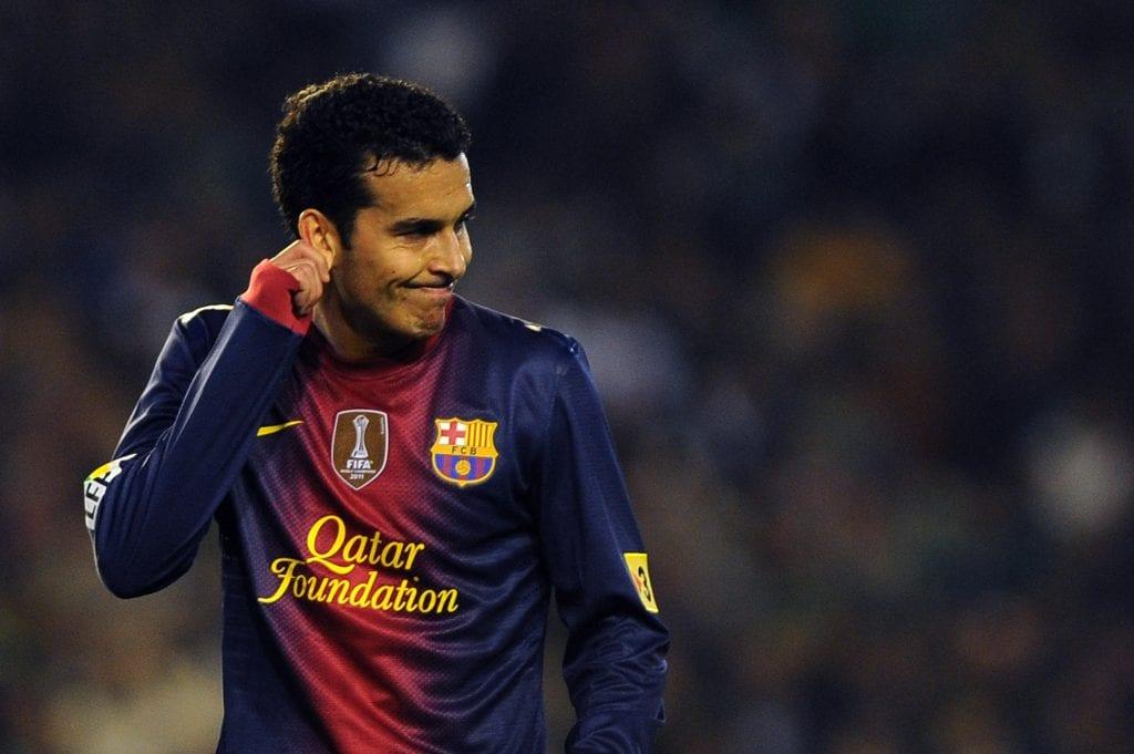 La Masia player Pedro