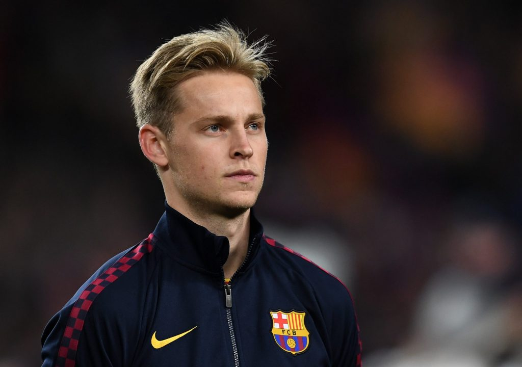 Frenkie De Jong Talks About His Self Isolation Routine Training And Performances Barca Universal
