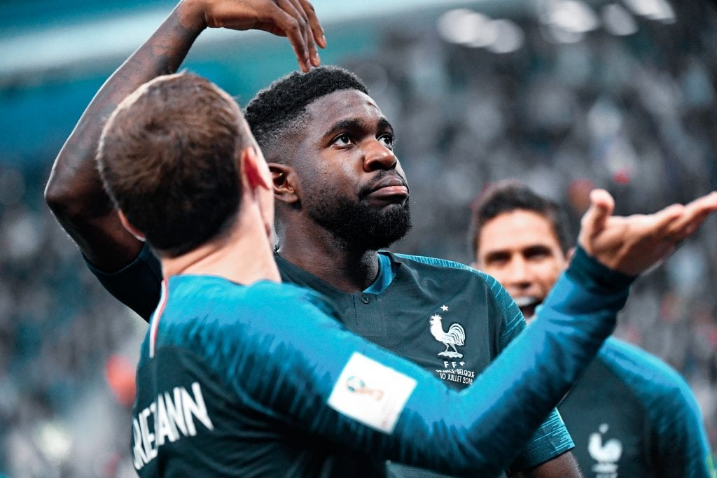 Samuel Umtiti France transfer