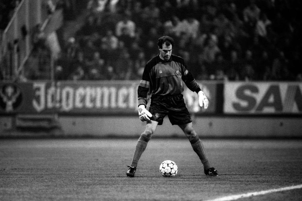 Andoni Zubizarreta Barça best goalkeepers history