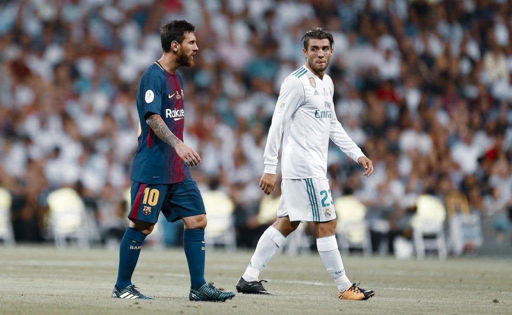 Lionel Messi stop Barcelona Real Madrid Matteo Kovačić