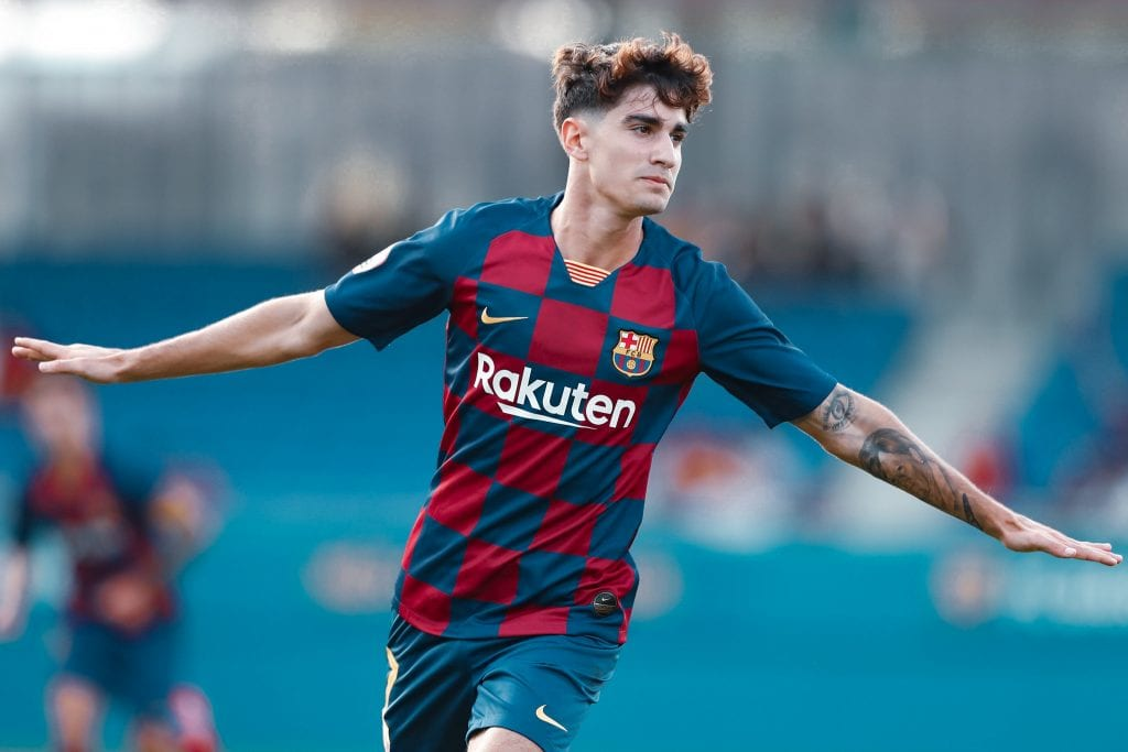 Álex Collado: A renewal on the horizon for Barça B's merciless poet