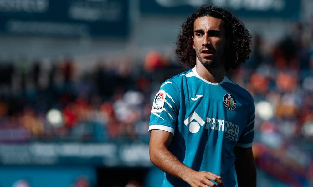 Barça plan on re-signing Cucurella, who they have already sold twice