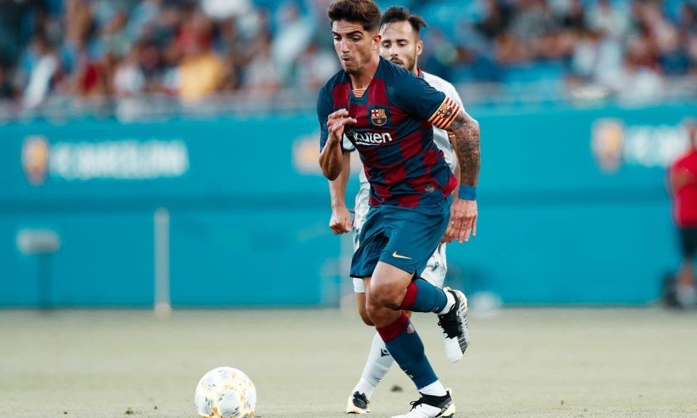 Monchu, Barça B's total midfielder deserving of more