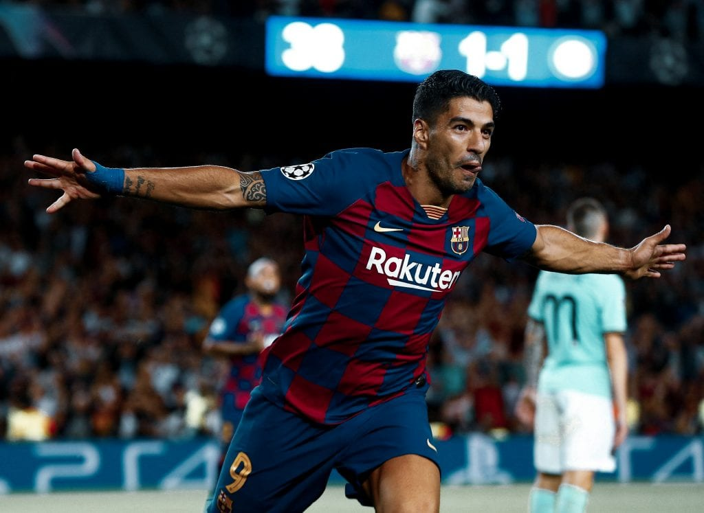 What does the future of Luis Suárez hold?