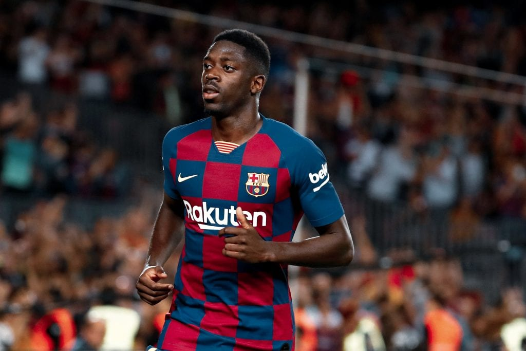 Ousmane Dembélé: Waiting the time for his birthday wish to be fulfilled