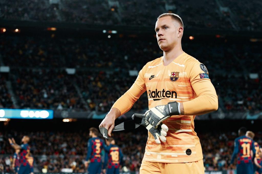 Marc-André ter Stegen Barça best goalkeepers history