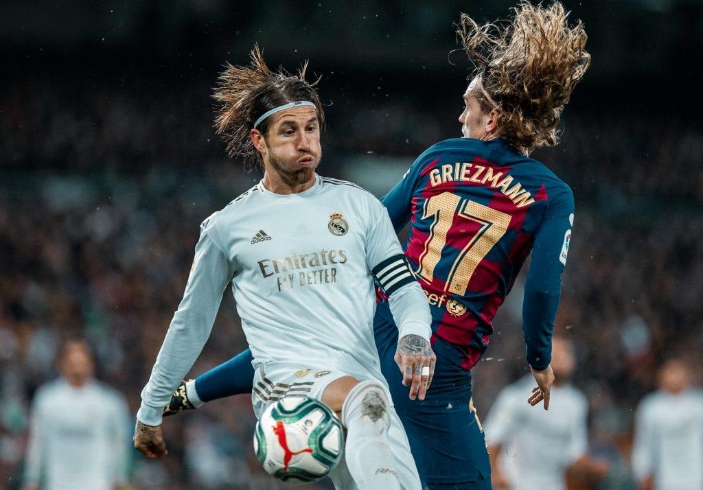 Who will have the advantage once La Liga returns: Barça or Madrid?