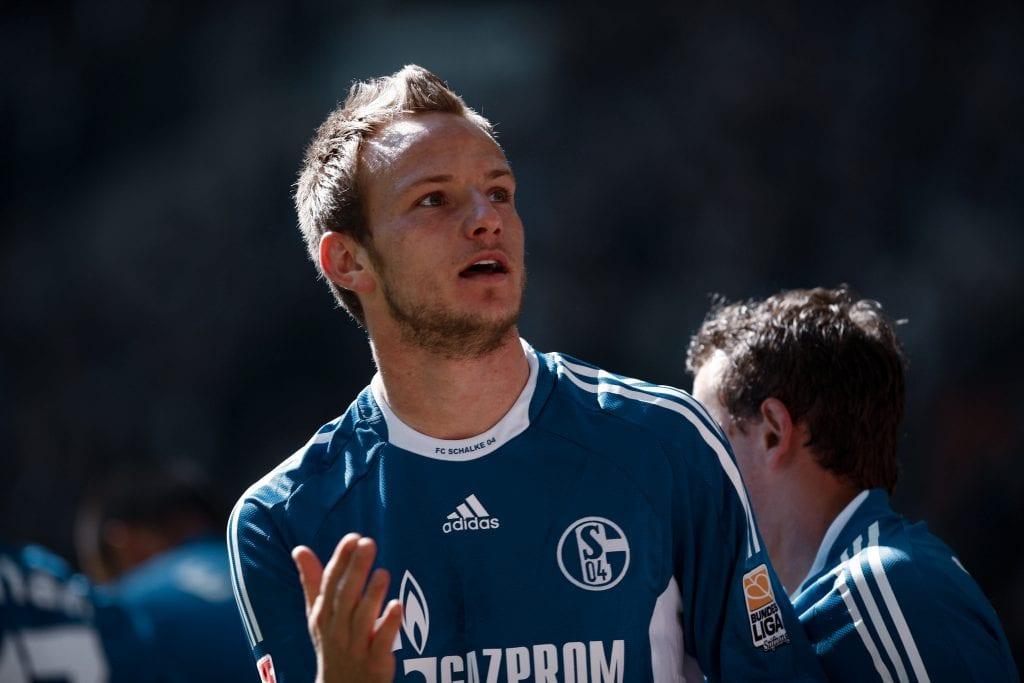 Iván Rakitić Schalke Barça