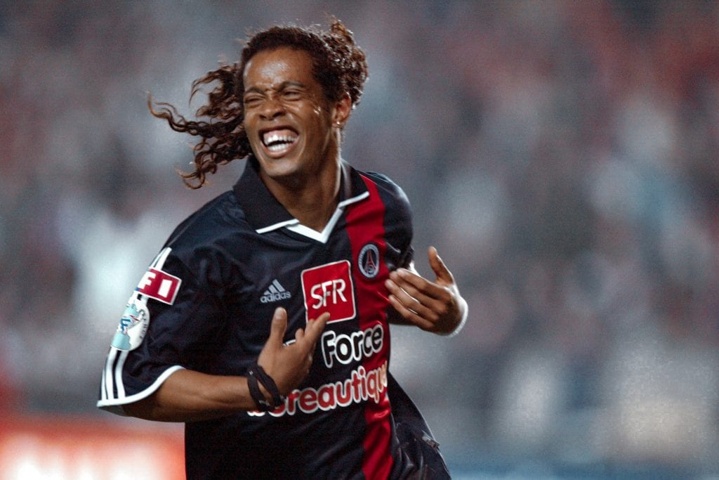 Ronaldinho Gaúcho best Barça team