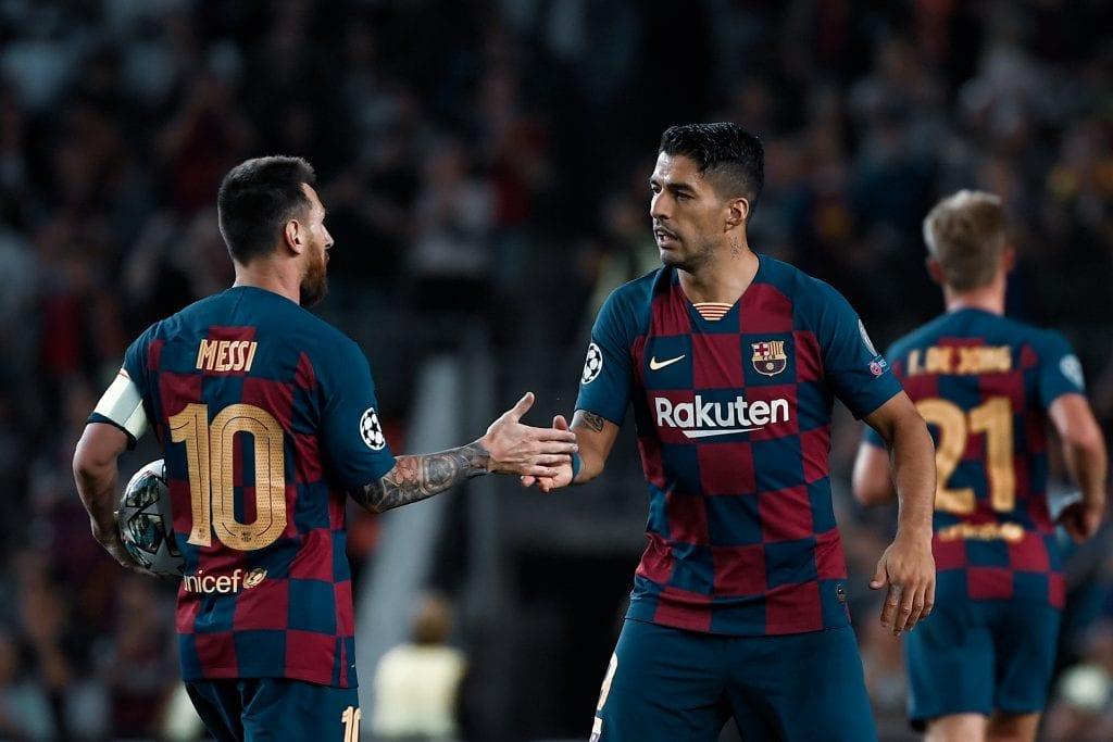 Leo Messi Luis Suárez Barcelona future
