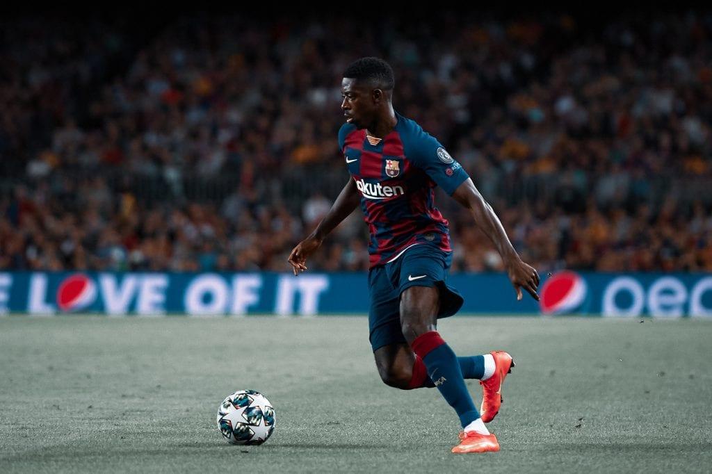 Ousmane Dembélé Barcelona Setién signing
