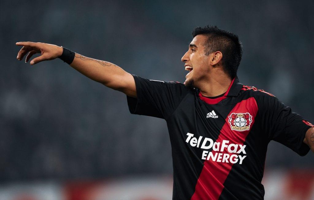 Arturo Vidal Bayer Leverkusen