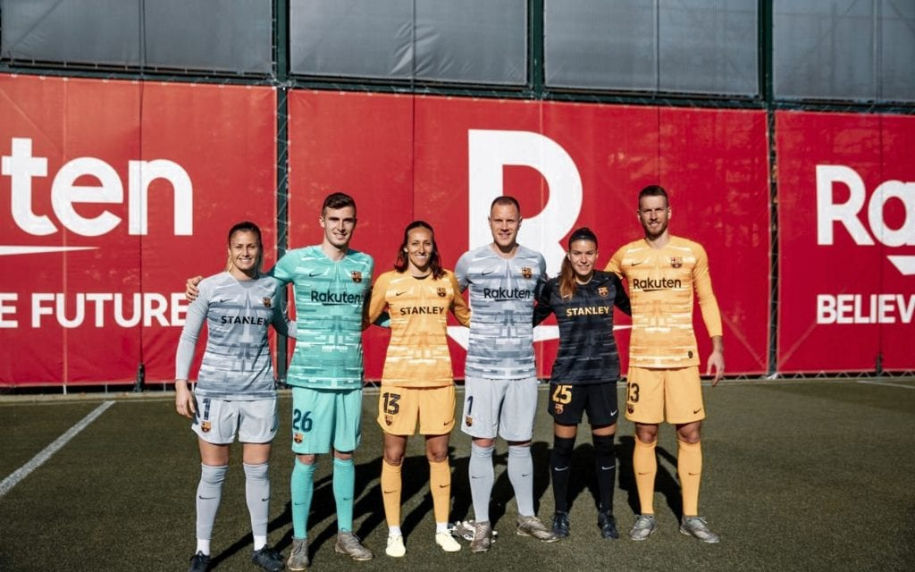 Marc-André Ter Stegen Neto Iñaki Peña Barça first team