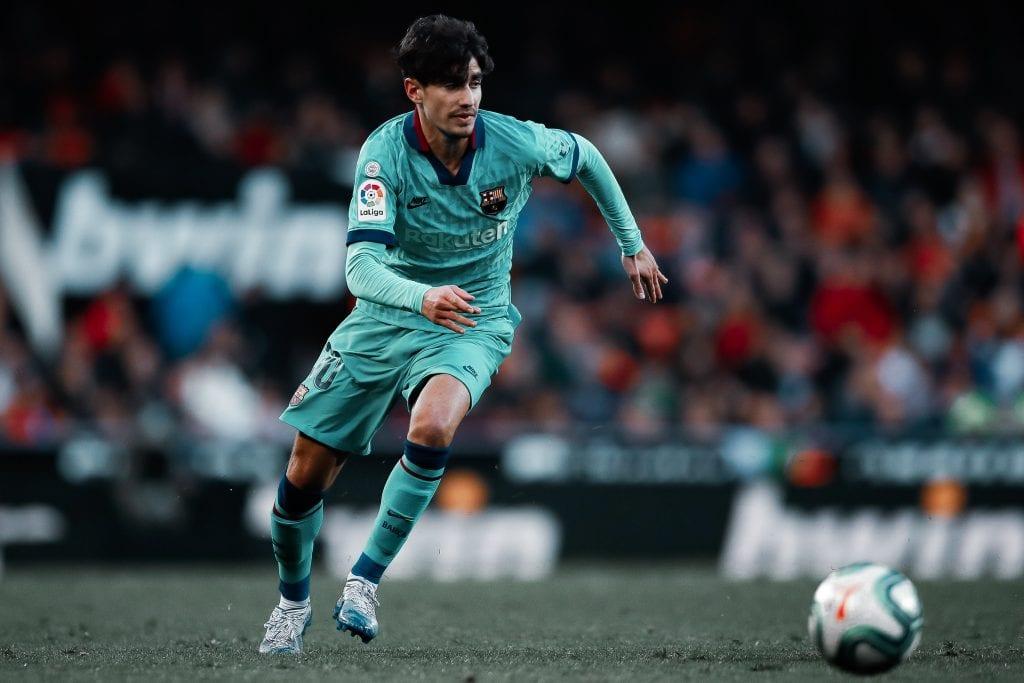 Álex Collado Barça Valencia renewal
