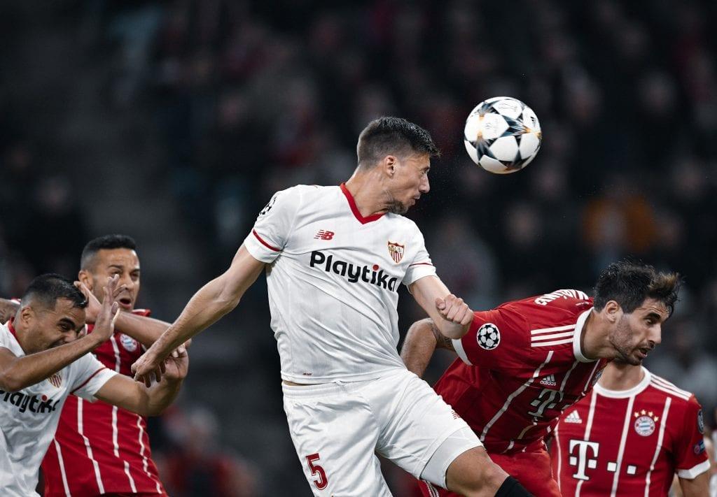 Clément Lenglet rise Sevilla Bayern Munich