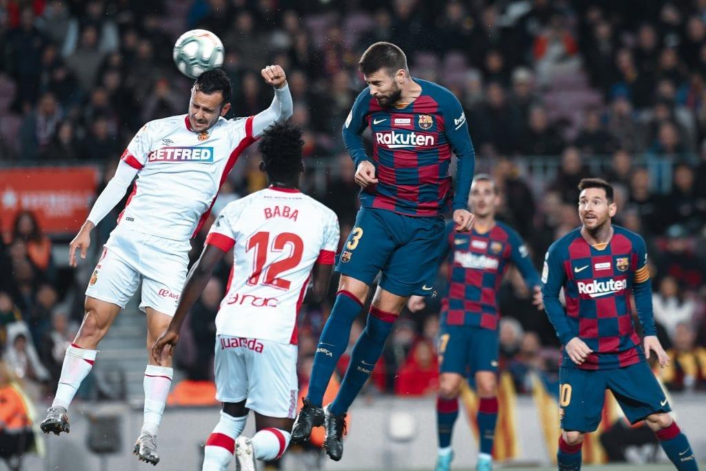 Gerard Piqué Barça Mallorca return La Liga