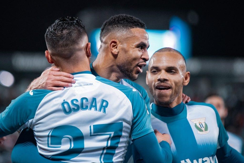 Óscar Rodríguez Youssef En-nessyri Martin Braithwaite Leganés Barcelona tactical analysis
