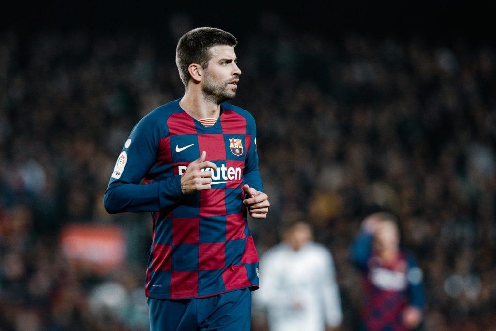 Gerard Piqué Nélson Semedo Barça
