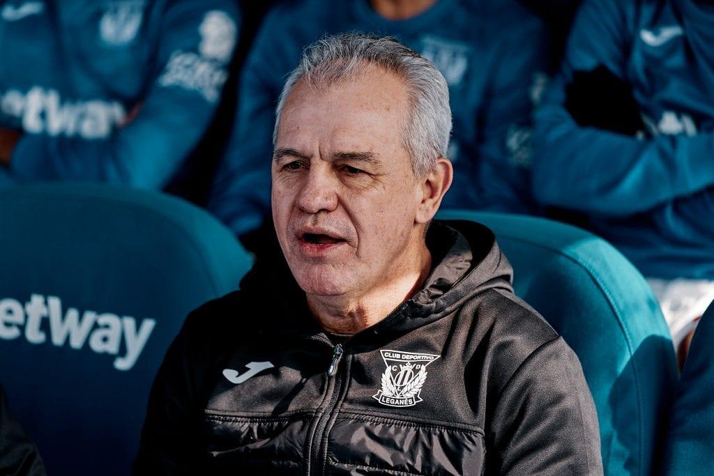 Javier Aguirre Leganés Barcelona tactical analysis