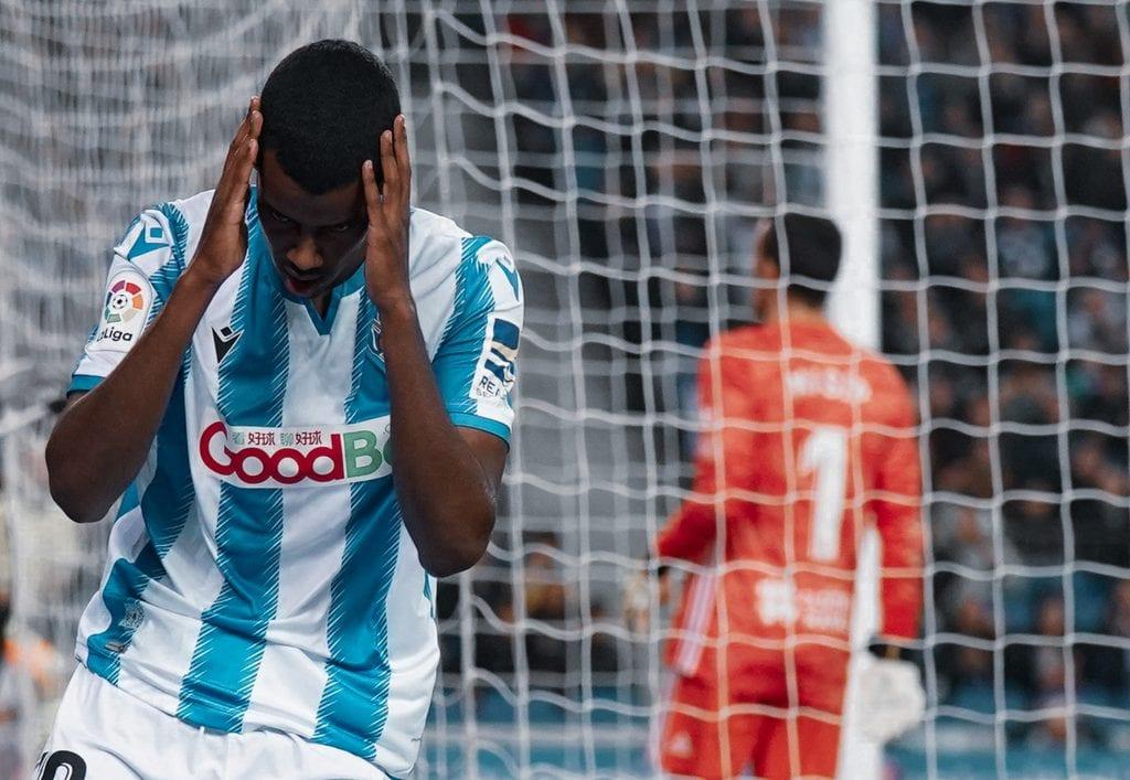 Alexander Isak Real Sociedad La Liga matchday 31