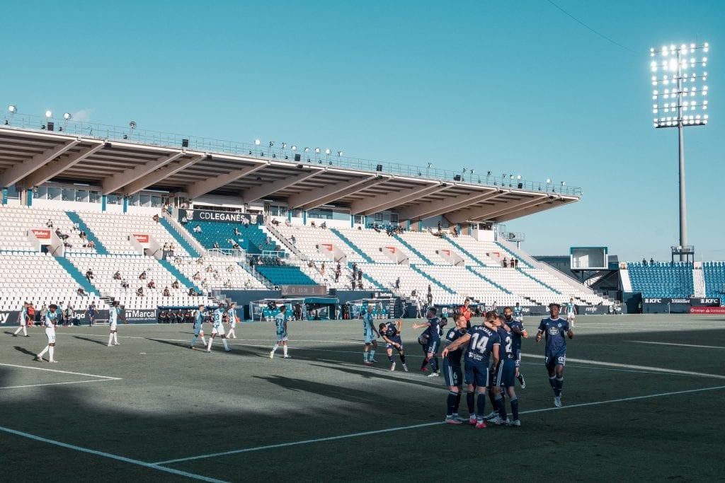 CD Leganés Real Valladolid La Liga matchday 28