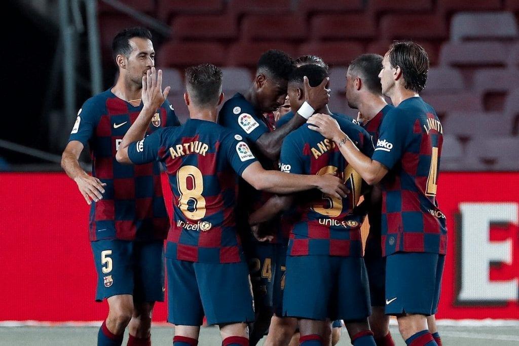Ansu Fati Barcelona Leganés takeaways