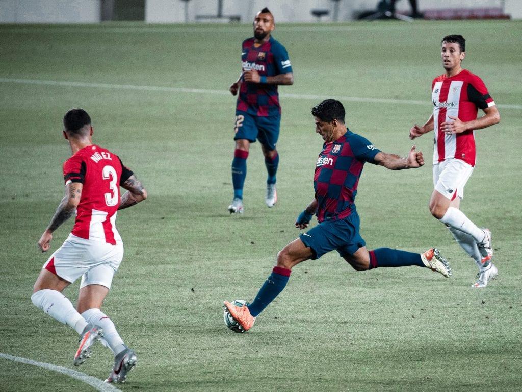 Luis Suárez Barcelona Athletc Club takeaways