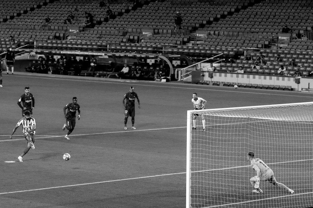 Diego Costa Marc-André ter Stegen Barcelona Atlético de Madrid match summary