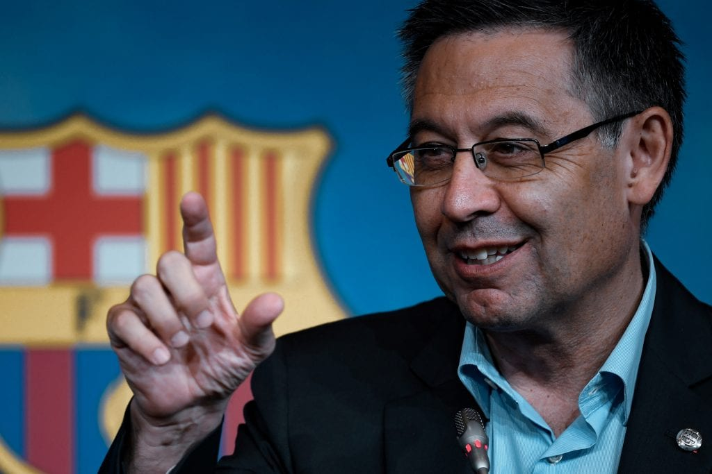 Josep Maria Bartomeu Arthur Melo Miralem Pjanić Barça Juventus