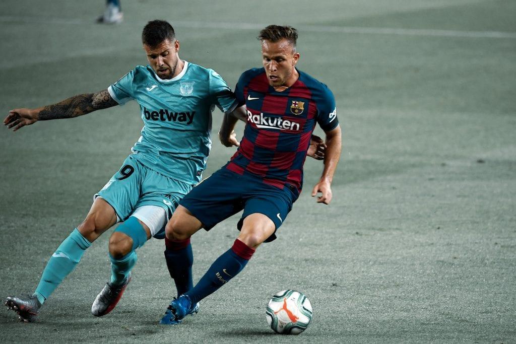 Arthur Melo Barcelona Miralem Pjanić Juventus swap deal economical