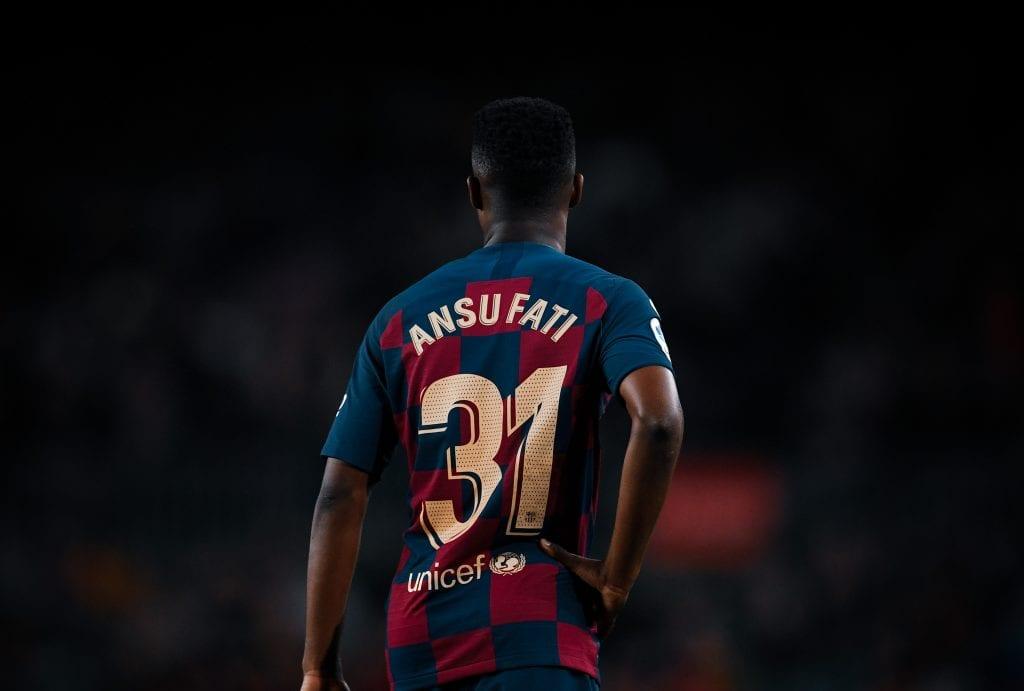 Ansu Fati Barça dysfunctional attack