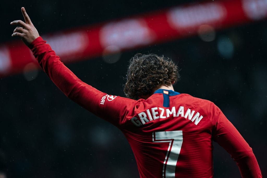 Antoine Griezmann Barcelona Atlético de Madrid match preview