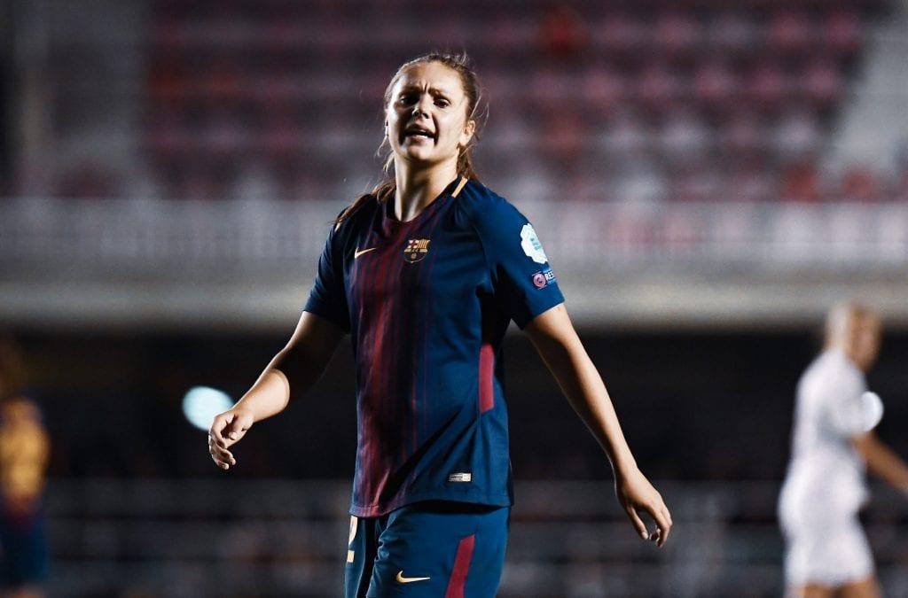 Lieke Martens FC Barcelona Femení