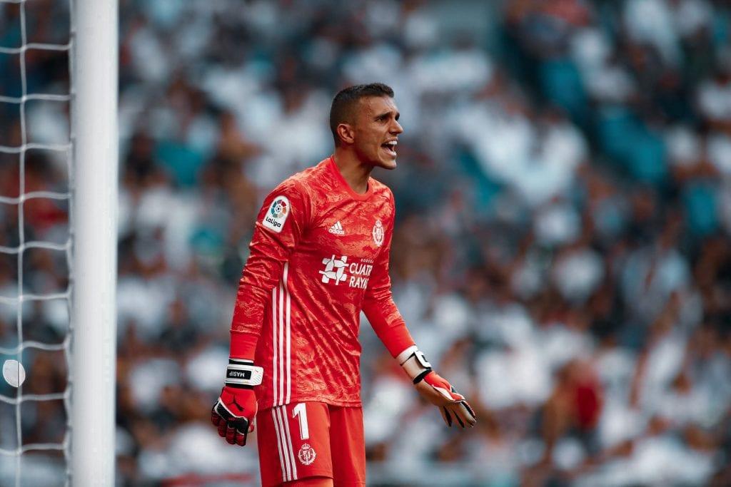 Jord Masip Real Valladolid tactical analysis