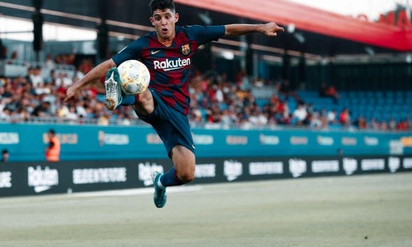 Barcelona B Valladolid preview