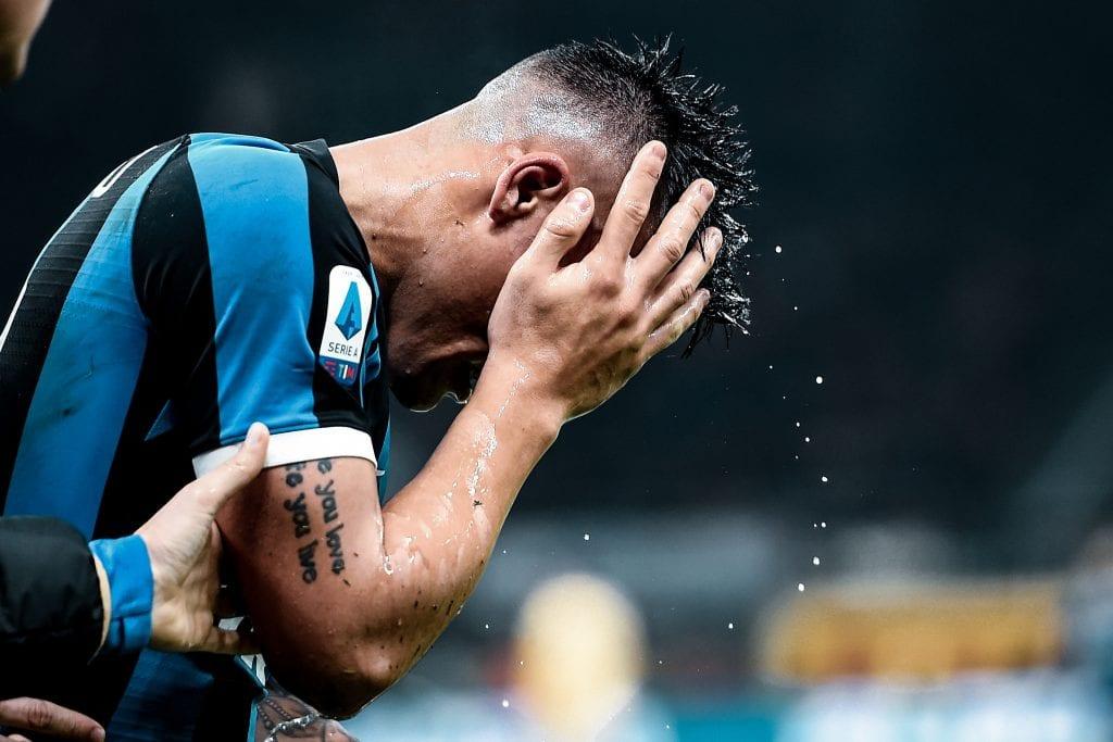 Lautaro Martínez Inter Milan