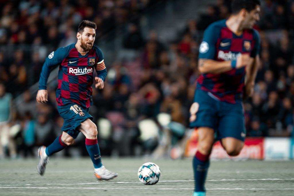 Lionel Messi Luis Suárez Barcelona friendship