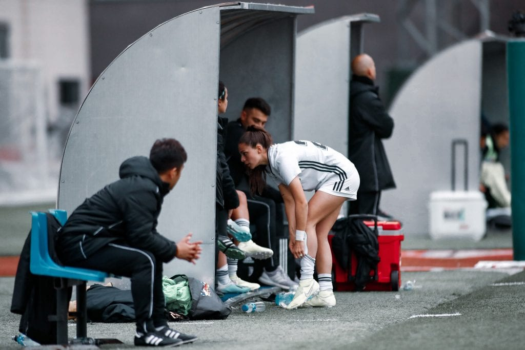 Giovana Queiroz Madrid CFF Barça Femení