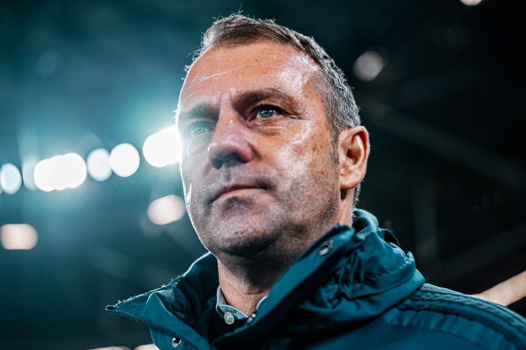 Hans-Dieter Flick Bayern Munich Champions League