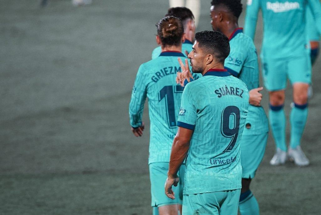 Luis Suárez Barcelona Villarreal takeaways