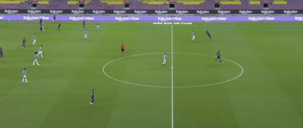 Barcelona Osasuna goals Roberto Torres