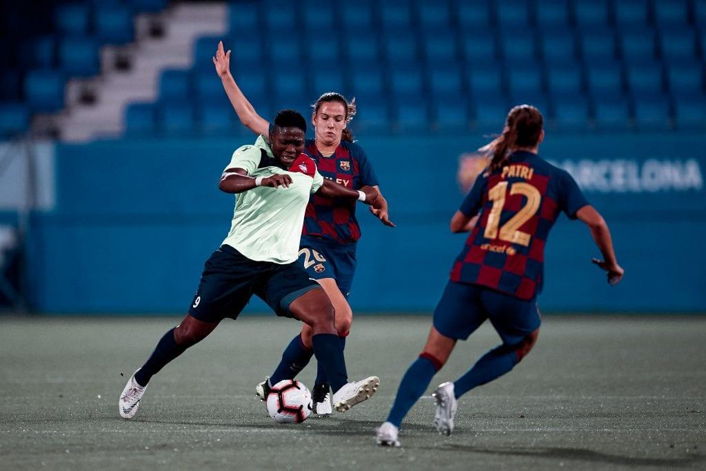 Laia Codina Barça Femení