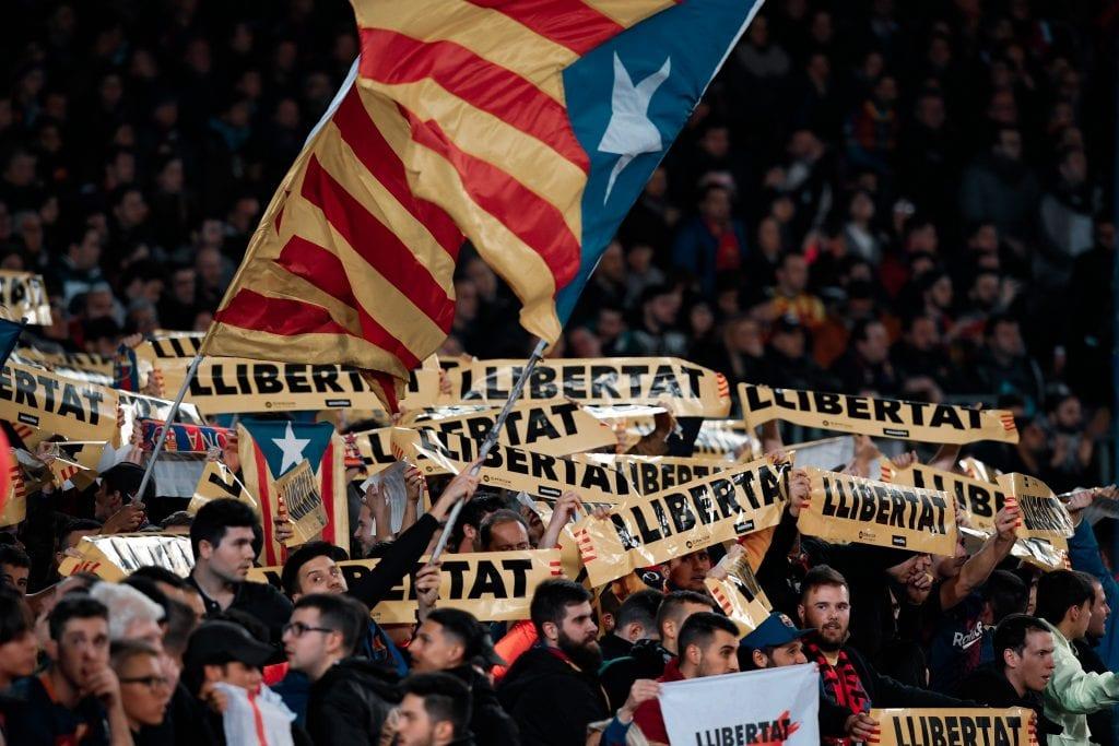 Camp Nou Barcelona Espanyol derby
