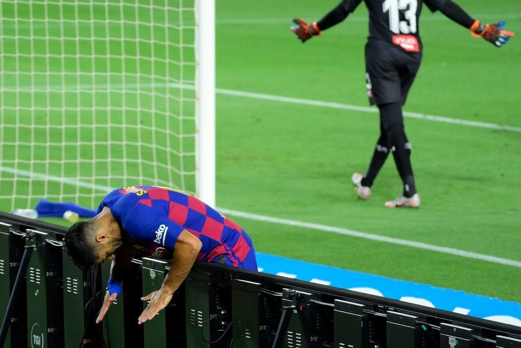 Luis Suarez Barcelona Espanyol